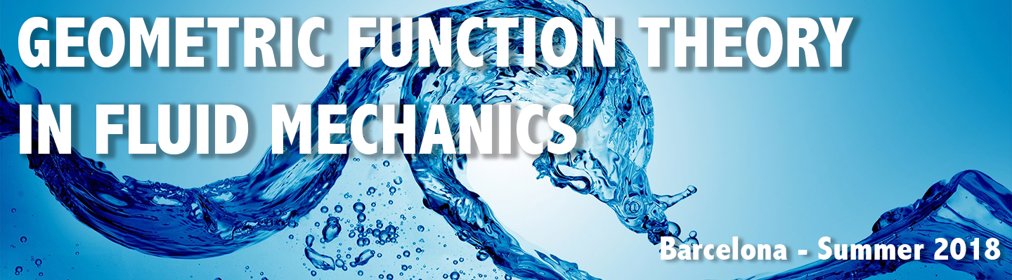 Geometric Function Theory in Fluid Mechanics